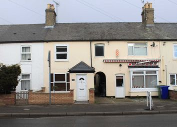 Thumbnail 3 bedroom terraced house to rent in Exning Road, Newmarket
