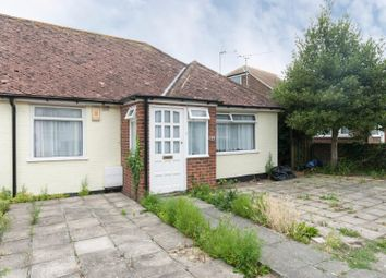 Thumbnail 2 bedroom semi-detached bungalow for sale in Gordon Road, Westwood, Margate