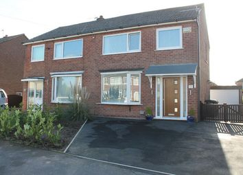 Thumbnail 3 bed semi-detached house for sale in Albany Drive, Walton-Le-Dale, Preston, Lancashire