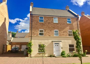 Thumbnail 5 bed detached house for sale in Littleover Way, Grantham