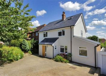 Thumbnail 4 bed detached house for sale in Newlands Road, Southborough, Tunbridge Wells