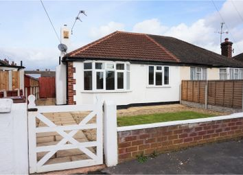 Thumbnail 2 bed semi-detached bungalow for sale in Leyland Drive, Chester