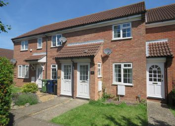 Thumbnail 2 bedroom terraced house for sale in Derwent Close, St. Ives, Huntingdon