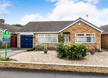 Thumbnail 3 bed bungalow for sale in Lady Bower Close, North Hykeham, Lincoln