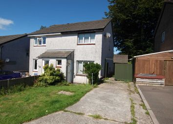 Thumbnail 2 bed semi-detached house for sale in Willow Close, Callington