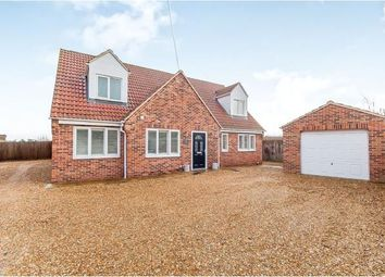 Thumbnail 4 bed bungalow for sale in Wisbech Road, Manea, March, Cambridgeshire