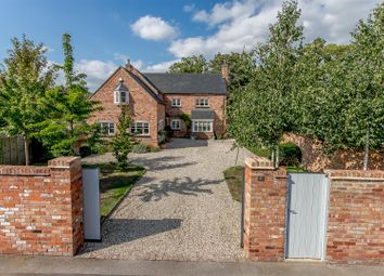 Thumbnail 5 bed detached house for sale in Mill Road, Leamington Spa, Warwickshire