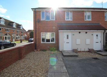 Thumbnail 2 bed semi-detached house to rent in Kingfisher Drive, Wombwell