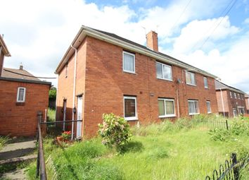 Thumbnail 2 bed flat for sale in Johnson Place, Fegg Hayes, Stoke-On-Trent