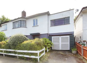 4 bed semi-detached house for sale in St Julians Farm Road, West Norwood, London SE27