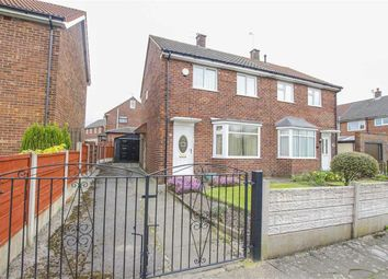 Thumbnail 2 bedroom semi-detached house for sale in Silverdale, Clifton, Manchester