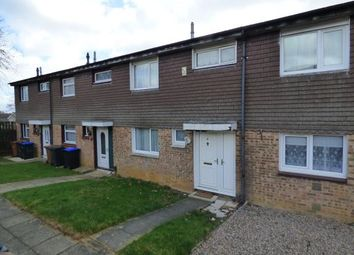Thumbnail 3 bed terraced house for sale in Drywell Court, Standens Barn, Northampton, Northamptonshire
