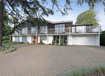 Thumbnail 5 bedroom detached house for sale in River Road, Taplow, Maidenhead, Buckinghamshire