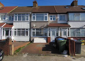 Thumbnail 3 bed terraced house for sale in Woodside Close, Wembley