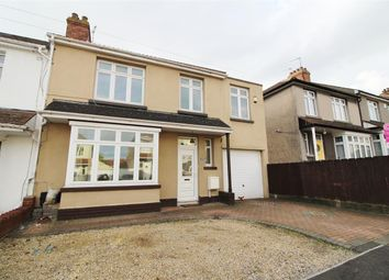 Thumbnail 5 bed semi-detached house for sale in Highbury Road, Horfield, Bristol