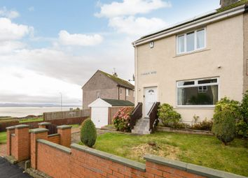 Thumbnail 2 bed semi-detached house for sale in 1 Stenhouse Drive, Burntisland