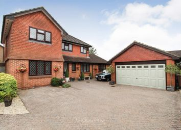 Thumbnail 4 bed detached house for sale in Gooch Close, Twyford, Reading
