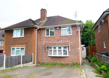 Thumbnail 3 bed semi-detached house for sale in Paganel Road, Birmingham