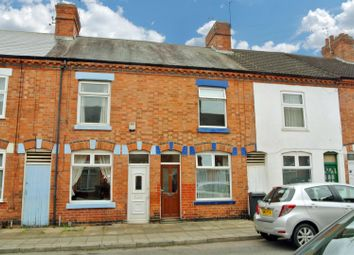 Thumbnail 2 bedroom terraced house for sale in Denmark Road, Leicester