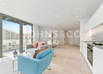 Thumbnail 1 bed flat for sale in Anchor Building, Royal Wharf, London
