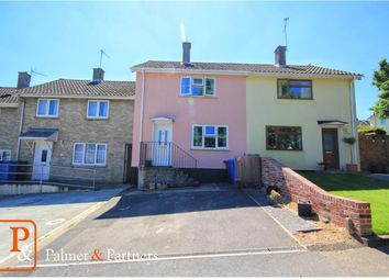 Thumbnail Terraced house for sale in Spring Street, Lavenham, Sudbury