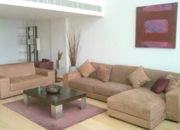 Thumbnail 3 bed flat to rent in Hertsmere Road, London