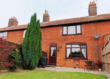 Thumbnail 3 bed terraced house for sale in Lingwood Road, Blofield, Norwich