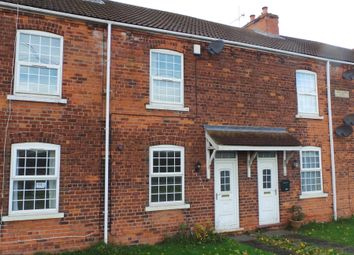 Thumbnail 2 bed terraced house for sale in Station Road, Kirton Lindsey, Gainsborough