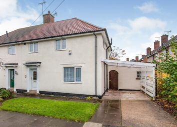 Thumbnail 3 bed semi-detached house for sale in Trent Road, Bury St. Edmunds