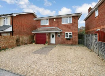Thumbnail 4 bed detached house for sale in Fleet End Road, Warsash, Hampshire