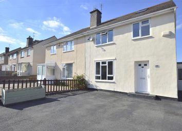 Thumbnail 4 bed semi-detached house for sale in Surrey Avenue, Cheltenham, Gloucestershire