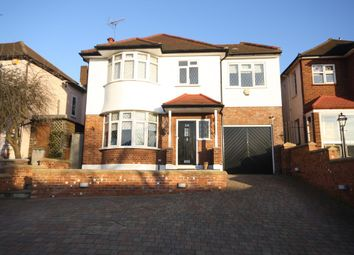 Thumbnail 4 bed detached house for sale in Newlands Road, Woodford Green