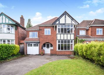 Thumbnail 5 bed detached house for sale in Wigginton Road, Tamworth