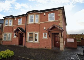 Thumbnail 2 bed flat to rent in Howard Court, Newtown Road, Carlisle