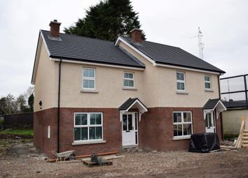 Thumbnail 3 bedroom semi-detached house for sale in Main Street, Beragh, Omagh