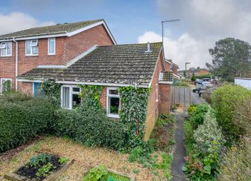 Thumbnail 1 bed bungalow for sale in Caernarvon Road, Chichester
