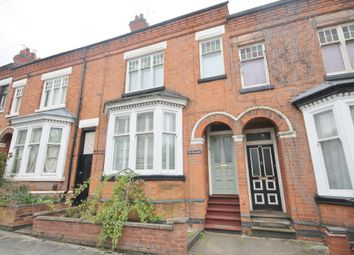 Thumbnail 3 bed terraced house for sale in Stretton Road, West End, Leicester