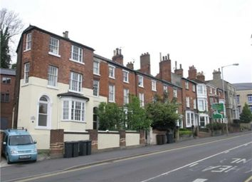 Thumbnail 2 bed flat to rent in Lindum Road, Lincoln