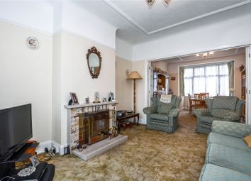 Thumbnail 3 bed semi-detached house for sale in Woodcroft Avenue, Stanmore, Middlesex