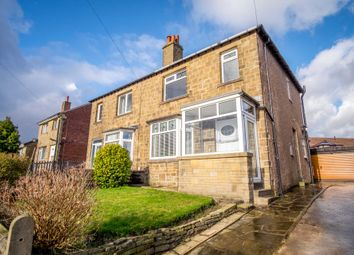 Thumbnail 3 bed semi-detached house for sale in Red Lane, Meltham, Holmfirth