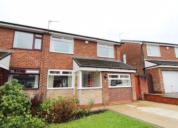 3 bed semi-detached house for sale in Thornhill Drive, Worsley, Manchester M28