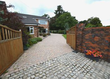 Thumbnail 4 bed detached house for sale in Beauty Bank, Darnhall, Winsford