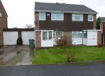 Thumbnail 3 bed semi-detached house to rent in 41 Denning Drive, Irby
