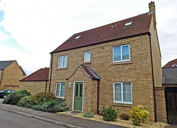 Thumbnail 4 bedroom detached house for sale in Bellamy Close, Eynesbury, St. Neots