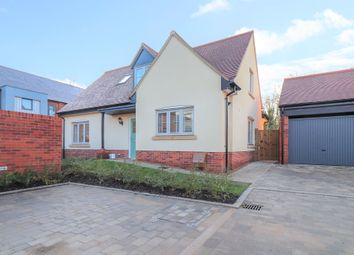 Thumbnail 3 bed property for sale in 38 Manor Gardens, High Street, Hadleigh, Ipswich, Suffolk