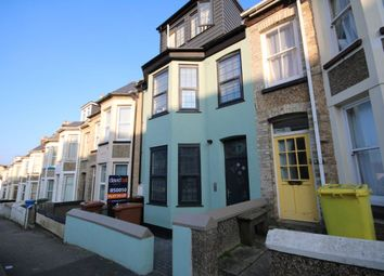 Thumbnail 1 bed flat to rent in Grosvenor Avenue, Newquay