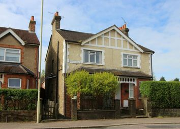 Thumbnail 2 bed semi-detached house for sale in High Street, Aldershot