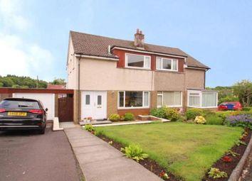 Thumbnail 3 bed semi-detached house for sale in Langside Drive, Kilbarchan, Johnstone, Renfrewshire