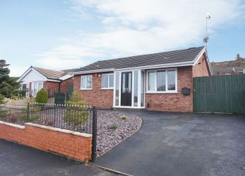 Thumbnail 2 bed detached bungalow for sale in Nursery Avenue, Stockton Brook, Stoke-On-Trent