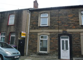 Thumbnail 2 bed end terrace house for sale in Broad Street, Griffithstown, Pontypool